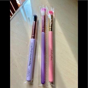 Makeup Brush Trio